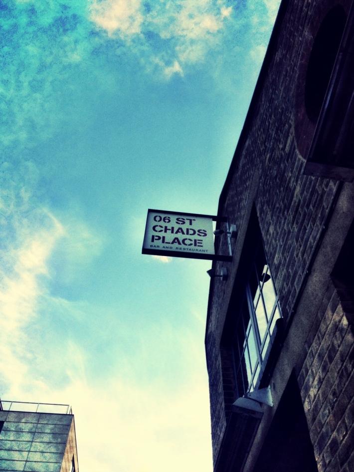 apéro-blog london