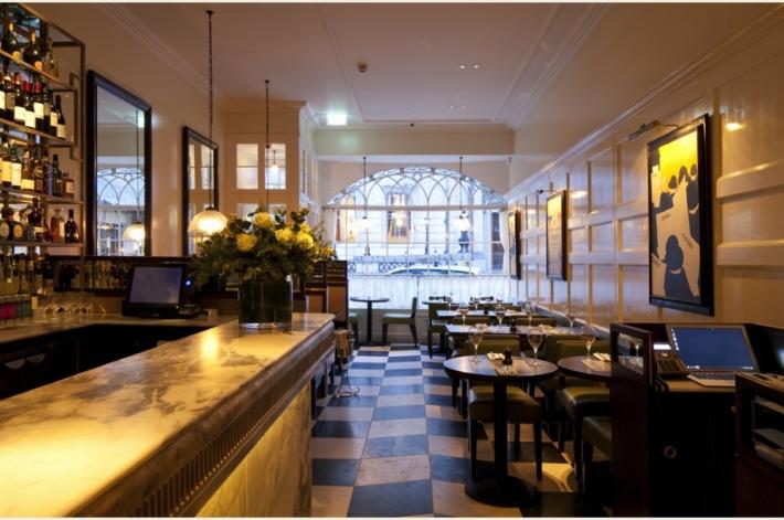 café marcel boulestin london